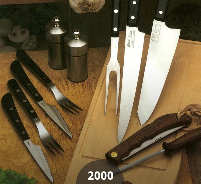 2000 ekas cuisine series a quality beyond the usual eka for Cuisine 2000