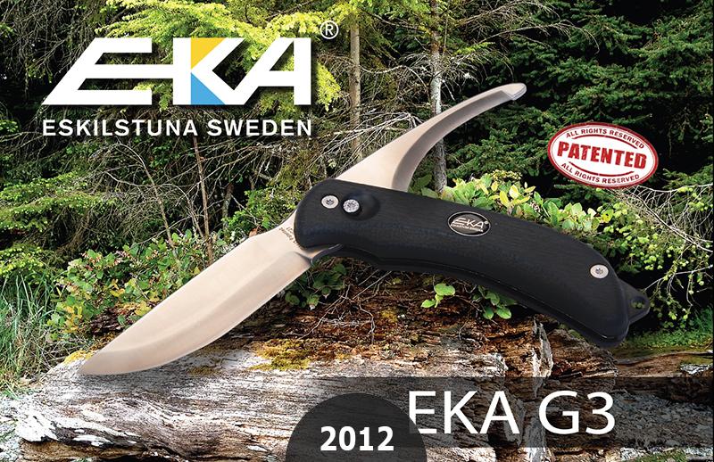 2012 EKA Swingblade G3